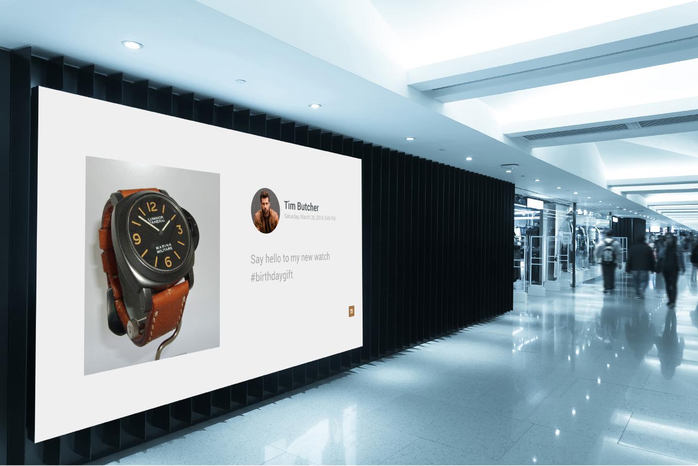 DIGITAL SIGNAGE | จอประชาสัมพันธ์ พร้อมผลิตโครงตู้ Signage